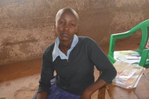 The Water Project:  Esther Ndinda