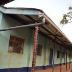 The Water Project: Kamulalani Primary School -  Gutters
