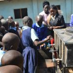 The Water Project: Kamulalani Primary School -  Handwashing Demonstration