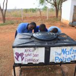 The Water Project: Kamulalani Primary School -  Handwashing Station