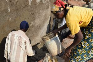 The Water Project:  Helping Cure The Cement