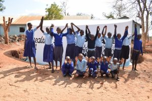 The Water Project:  High Fives