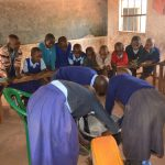 The Water Project: Kamulalani Primary School -  Soapmaking