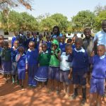 The Water Project: Kamulalani Primary School -  Student Health Club Members