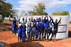 The Water Project:  Students Jump For Joy