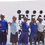 The Water Project: Kamulalani Primary School -  Thumbs Up