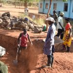 The Water Project: Kamulalani Primary School -  Worksite