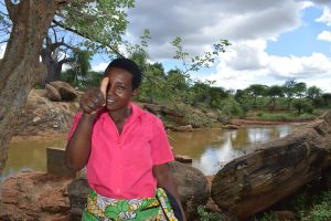 The Water Project:  Mary Mutua