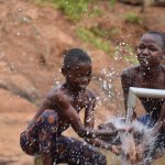 The Water Project: Maluvyu Community D -  Splash