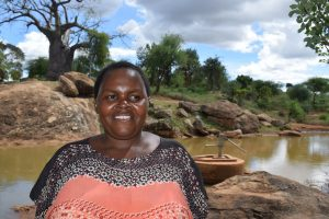 The Water Project:  Stella Komu