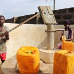 See the Impact of Clean Water - Giving Update: Kasonga across from Lion Mountain Hospital
