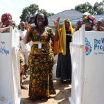 The Water Project: 45 Main Motor Road, The Redeemed Christian Church of God -  Councilor Fatmata Akai Making Statement