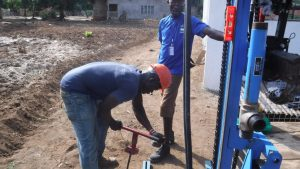 The Water Project:  Ground Breaking