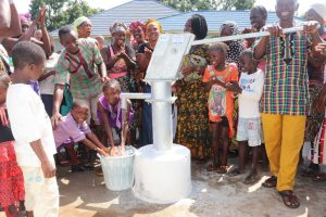 The Water Project:  Kids At The Well