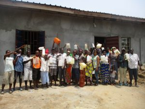 The Water Project:  Participants After The Training