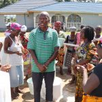 The Water Project: 45 Main Motor Road, The Redeemed Christian Church of God -  Well Dedication