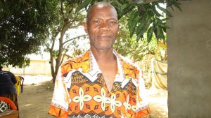 The Water Project:  Abubakarr Sesay