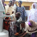 The Water Project: Tholmossor, Masjid Mustaqeem, 18 Kamtuck Street -  Children At The Well
