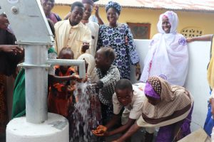 The Water Project:  Children At The Well