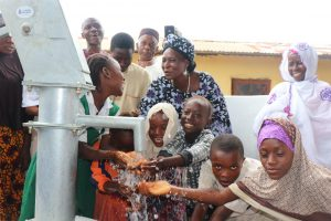The Water Project:  Children Celebrate At The Well