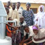The Water Project: Tholmossor, Masjid Mustaqeem, 18 Kamtuck Street -  Children Playing With Clean Water