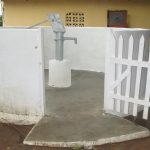 The Water Project: Tholmossor, Masjid Mustaqeem, 18 Kamtuck Street -  Finished Well