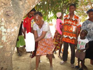 The Water Project:  Handwashing At New Tippy Tap