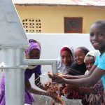 The Water Project: Tholmossor, Masjid Mustaqeem, 18 Kamtuck Street -  Pumping Clean Water