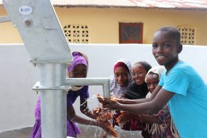 The Water Project:  Pumping Clean Water