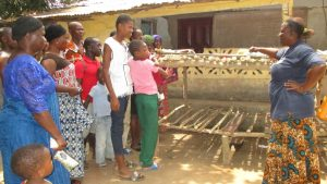 The Water Project:  Teaching On Disracks