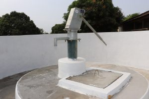 The Water Project:  Completed Pump