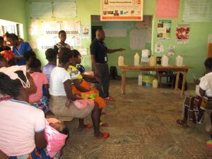 The Water Project:  Hygiene Facilitator At The Trianing