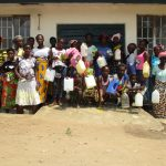 The Water Project: Targrin Health Post -  Training Participants