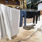 The Water Project: Lungi, Masoila, #3 Kamara Street -  Clothesline