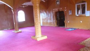 The Water Project:  Inside Mosque