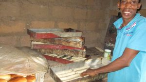 The Water Project:  Processing Bread