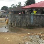 The Water Project: Lungi, Masoila, #3 Kamara Street -  Well In Need Of Rehab