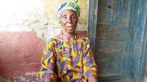 The Water Project:  Yamina Conteh