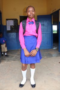 The Water Project:  Fatmata S Sillah Head Girl