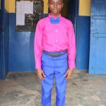 The Water Project: Lungi, Lungi Town, Holy Cross Primary School -  Mohamed A Sannkoh Head Boy