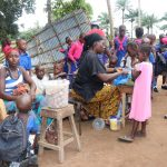 The Water Project: Lungi, Lungi Town, Holy Cross Primary School -  School Market Place