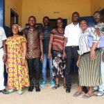 The Water Project: Lungi, Lungi Town, Holy Cross Primary School -  School Staff