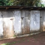 The Water Project: Lungi, Tintafor, #3 DelMoody Street -  Church Latrine
