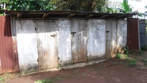 The Water Project:  Church Latrine