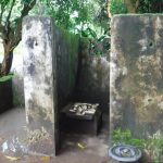The Water Project: Lungi, Tintafor, #3 DelMoody Street -  Latrine