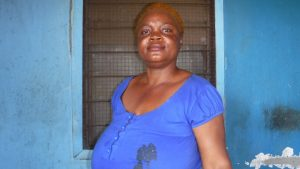 The Water Project:  Sia Koroma