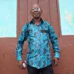 The Water Project: DEC Mahera Primary School -  Mr Almammy K Kamara