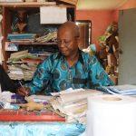 The Water Project: DEC Mahera Primary School -  Mr Almamy K Kamara Head Teacher