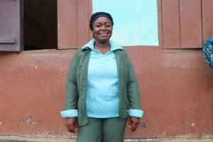 The Water Project:  Mrs Haja Kadijah Kamara