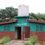 The Water Project: DEC Mahera Primary School -  School Latrine